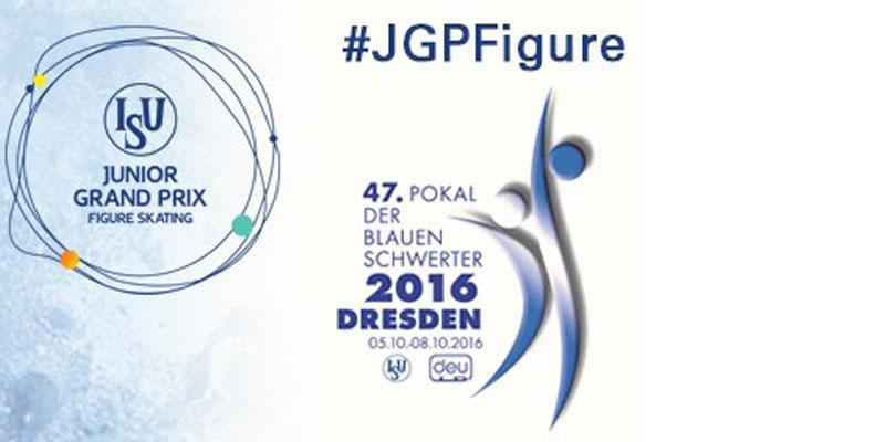 ISU Junior Grand Prix a Dresden