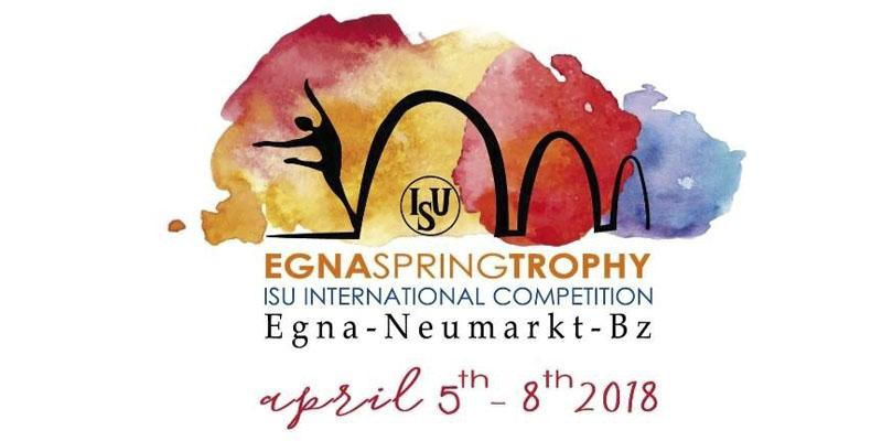 EGNA SPRING TROPHY 2018 - ISU International Competition