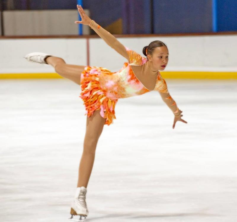 ISU JUNIOR GRAND PRIX COURCHEVEL